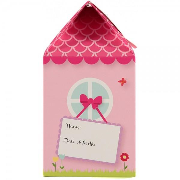 Set cadou - Welcome home baby rosé   BlueBird