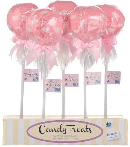 00636 Pretty Pink Ballerina- sosete
