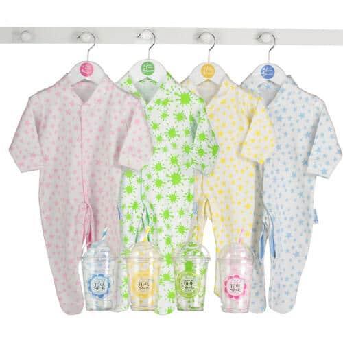 S0011015 Milkshake Blue Heaven - pijama