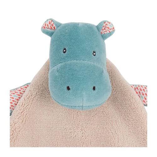 658015 Doudou domnul hippo detaliu inel dentitie
