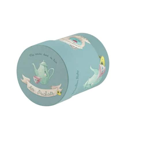 660005 Cutie pentru dinti de lapte doamna soarece