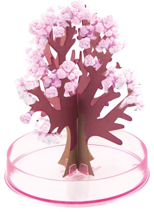 Copac magic cu flori roz, +5ani, Moulin Roty