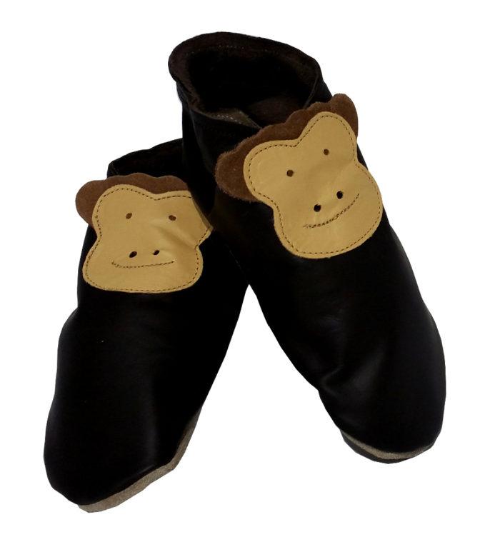 Pantofiori Monkey on Chocolate