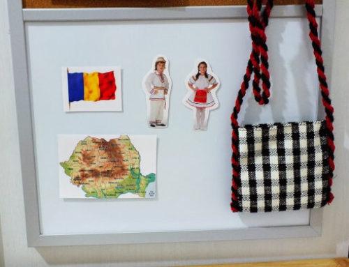 Sa explicam copiilor despre Ziua Nationala a Romaniei !