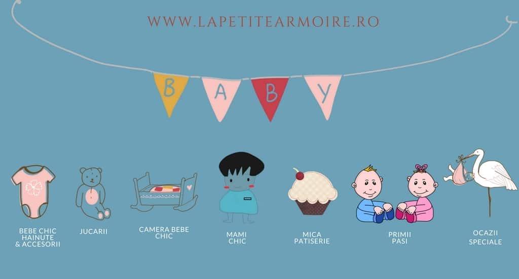 LaPetiteArmoire : Cadouri unice pentru copii cuminti