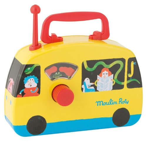 720385 Autobuzul Magic Galben