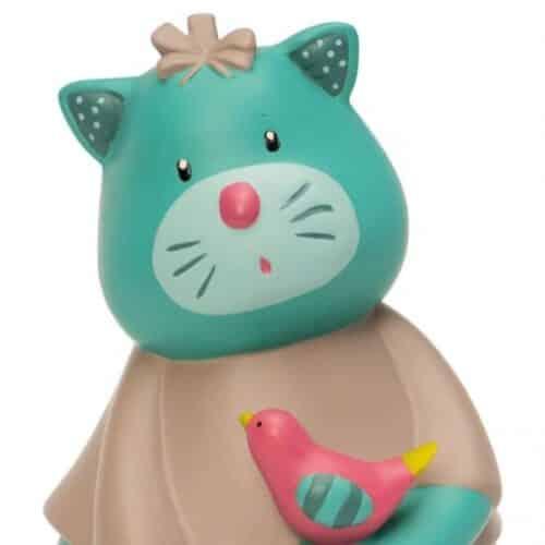 Pusculita pentru copii, Doamna Pisica, Moulin Roty