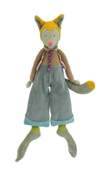 Jucarie plus Domnul Lup LouLou , Moulin Roty