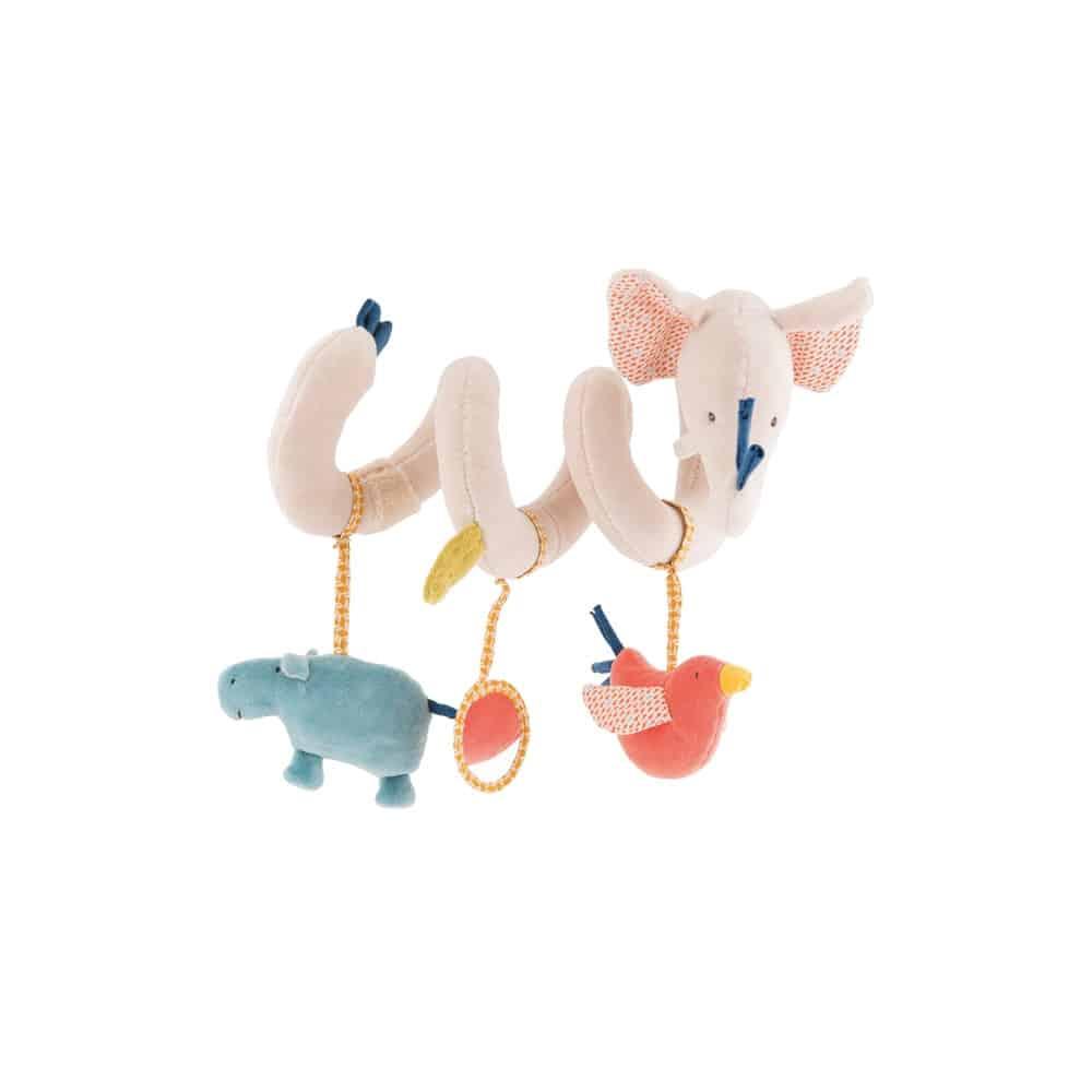 Spirala Activitati Elefant