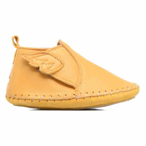 Pantofiori din piele BOMOK AILE, Easy Peasy
