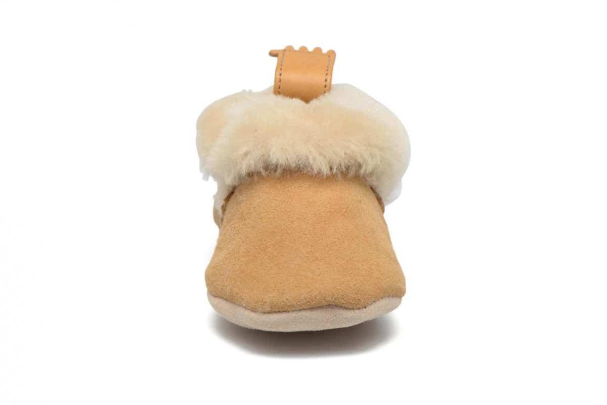Pantofiori din piele Minion OXI