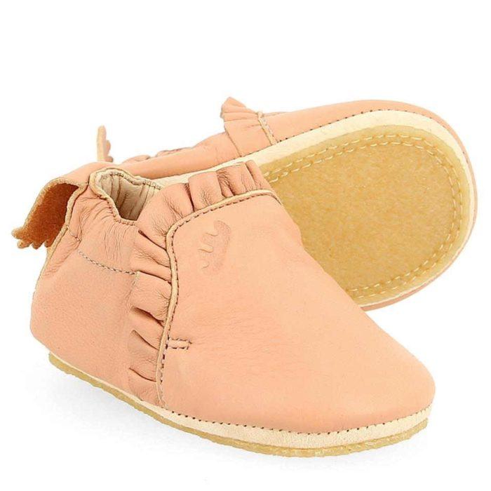 Pantofi pentru bebelusi, BluBlu FrouFrou, Easy Peasy