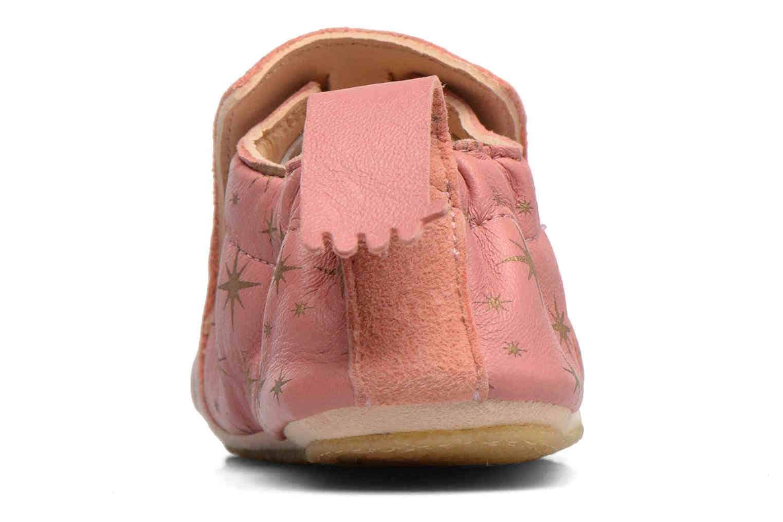Pantofiori din piele BluBlu Cosmos rosy