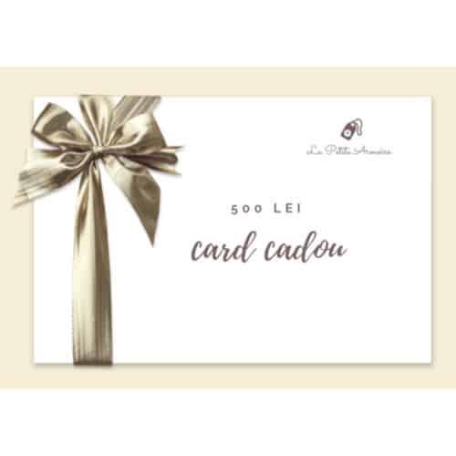 Card Cadou 500RON LPA