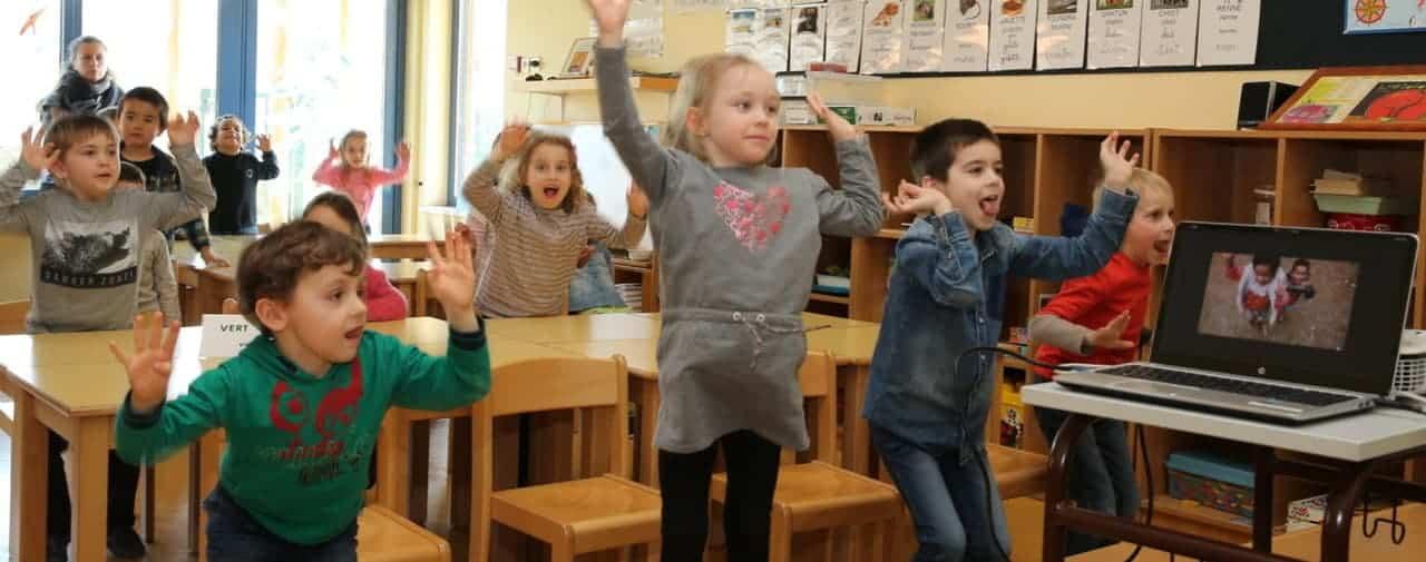 """""""Profa mea de engleza are 6 ani"""" metoda indeita invatare limba engleza"""