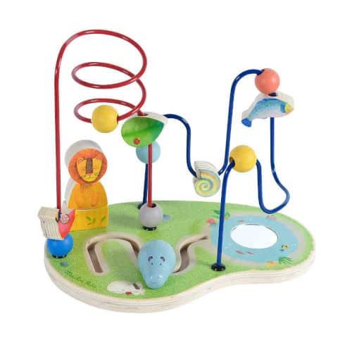 661309-Labirint-cu-bile-si-figurine-animale-pentru-bebelusi