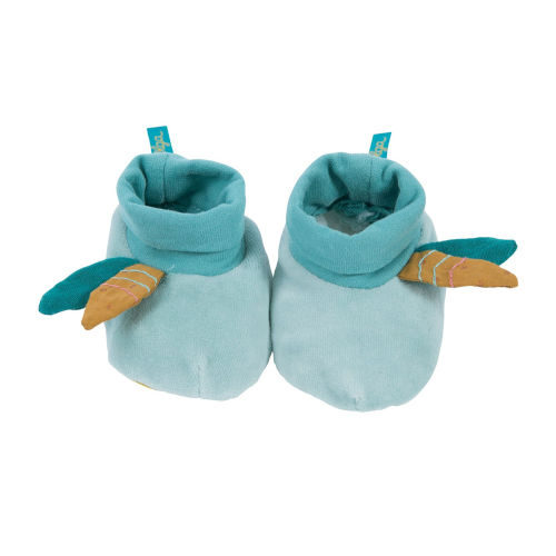 Botosei din Plus pentru Bebelusi, Albastri, Moulin Roty