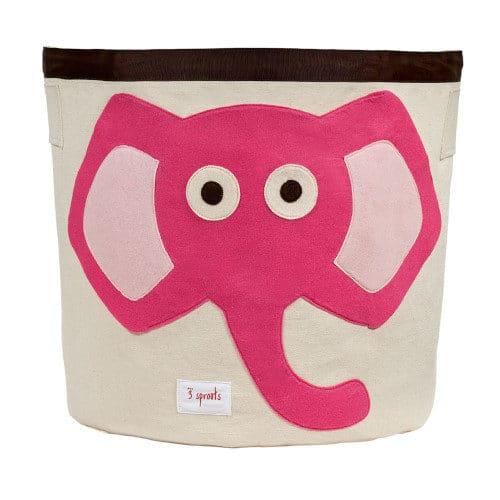 Cos Pentru Jucariile Copilului , Elefantul Roz, 3 Sprouts