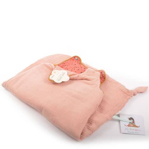Sac De Dormit Pentru Bebelusi , Confetti Roz , Moulin Roty 3