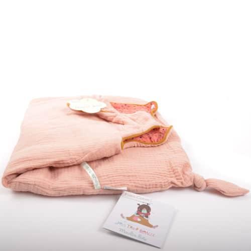 Sac De Dormit Pentru Bebelusi , Confetti Roz , Moulin Roty 4
