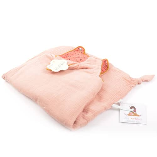 Sac De Dormit Pentru Bebelusi , Confetti Roz , Moulin Roty 5