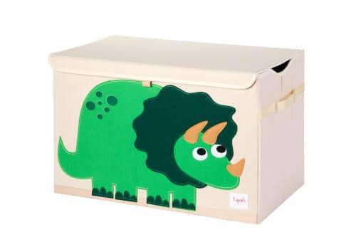 Cutie Depozitare Jucarii, Dinozaur, 3 Sprouts