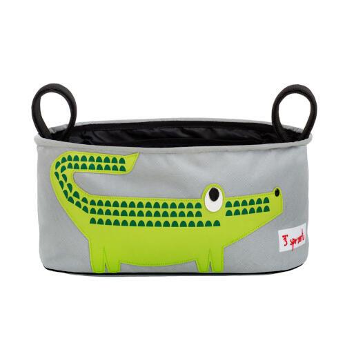Geantă Organizator Pentru Cărucior Crocodil, 3 Sprouts