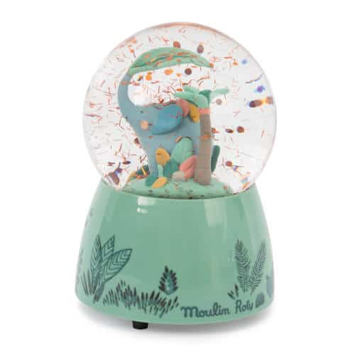 Glob muzical pentru bebe, domnul Elefant BERGAMOTE