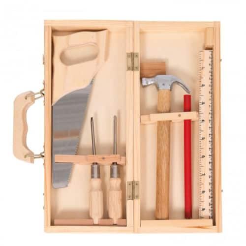 Kit bricolaj DIY (6 instrumente) Jucarii de ieri , Moulin Roty