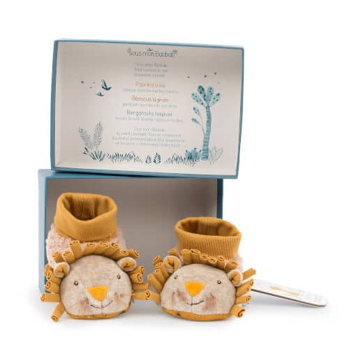Botosei pentru bebelusi, Domnul LEU PAPRIKA , Colectia Baobab, Moulin Roty