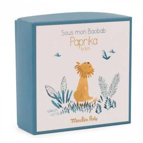 Doudou Domnul Leu Paprika , Colectia Baobab, Moulin Roty