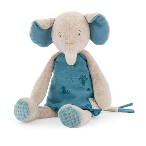 669021 Jucarie de plus, Domul Elefant BERGAMOTE, Moulin Roty