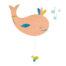 714057 Cutiuta muzicala pentru bebelusi din lemn montaj mural , Voyage dOlga, Moulin Roty