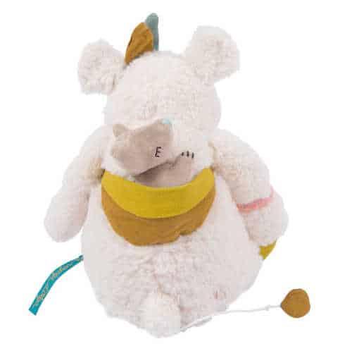 Plus muzical pentru bebelusi, Urs Polar , Moulin Roty