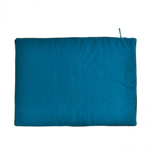 Cuvertura bebe, Albastru , 90 x 69cm, Mustaciosii , Moulin Roty