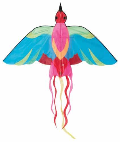 Jucarie zmeu pasare multicolora, +3 ani, Moulin Roty