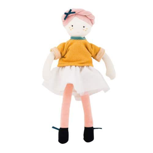 Domnisoara Eloise, Papusa Textila Pentru Bebelusi, Moulin Roty