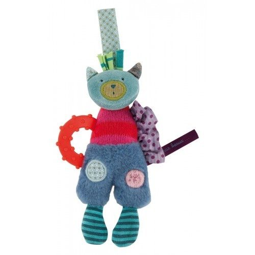 Inel ginigival SET CADOU INEL DENTAR SI SUZETA Moulin Roty